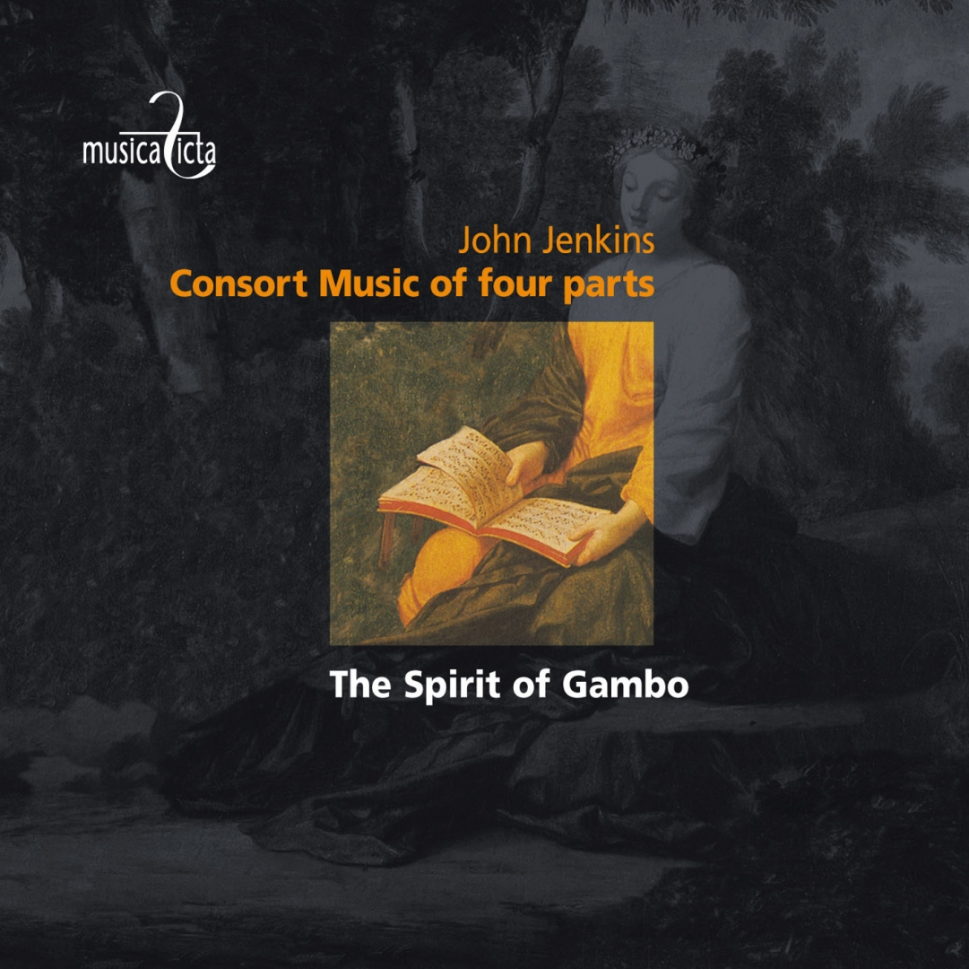 Consort Music of four parts