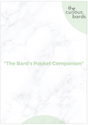 The Bard's Pocket Companion